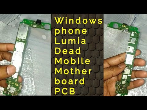 MOTHERBOARD ! PCB ! HOW TO BUY ! UNBOXING ! FOR WINDOWS 📱PHONE ALL LUMIA PHONES
