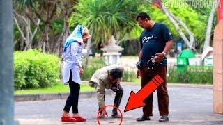 HandPhone Diikat Senar Pancing!! Prank Indonesia YudistArdhana!