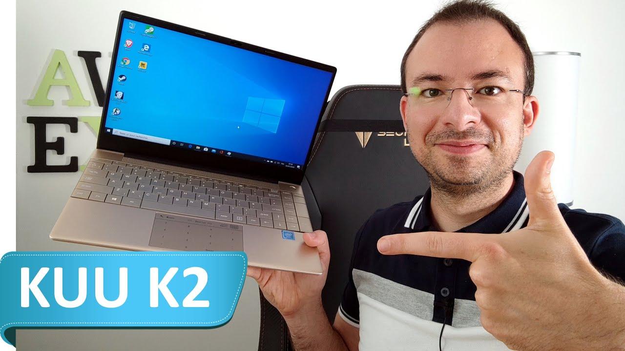 Download Kuu K2, test du netbook pas cher et efficace