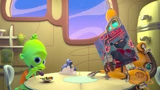 Планета Aй - Одни дома (Серия 1) | Мультфильм для детей