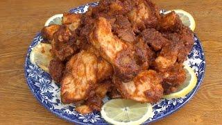 Курица - лимон: простое и вкусное блюдо