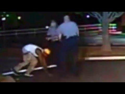 Cop Kicks Black Man In Face In Brutal Video