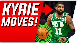 3 EPIC Kyrie Irving Moves you Need in Your Bag 🎒🎒🎒