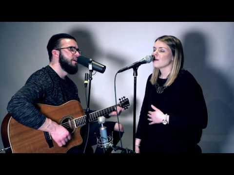 Hillsong Worship - What a Beautiful Name - Cover by Trevor Panarello and Kelly Turk