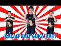 KALAU KAU SUKA HATI ❤️ IF YOU HAPPY ❤️ LAGU ANAK DAN BALITA INDONESIA