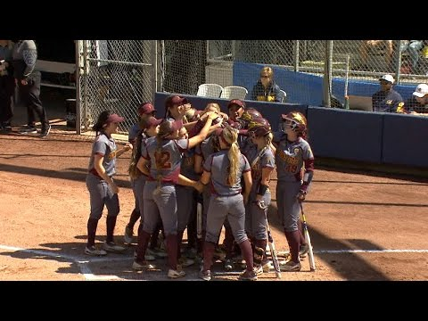 Recap: Arizona State softball dominates Cal in Berkeley