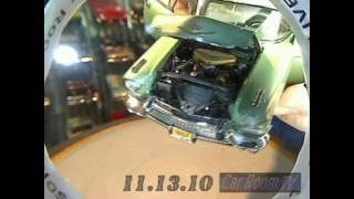 Car Room TV: Danbury Mint 1:24 1957 Cadillac Eldorado Seville