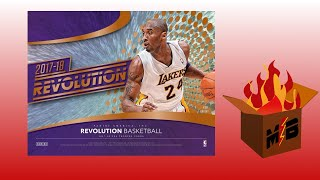 2017-18 REVOLUTION NBA 16 BOX CASE #2 thumbnail