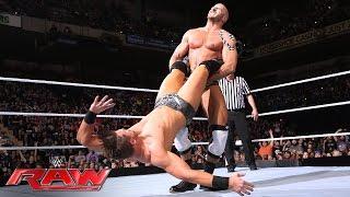 Cesaro vs. The Miz - Money in the Bank Qualifier: Raw, May 23, 2016