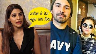 Nikki Tamboli Exclusive Interview | Nikki Tamboli Talk About Relationship With Rubina \u0026 Abhinav