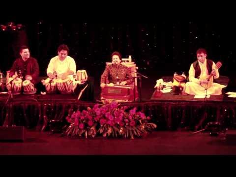 Pankaj Udhas Live Concert - Khuda Ka Shukar Hai ft Yama Sarshar