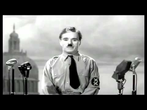 Charlie Chaplin - The Greatest Speech