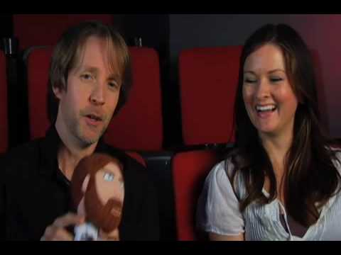 Catherine Taber & James Arnold Taylor Interview PART 2