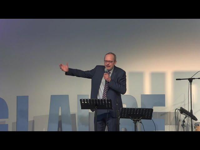 Predigt am 18.10.2020 mit Knut Stielow: