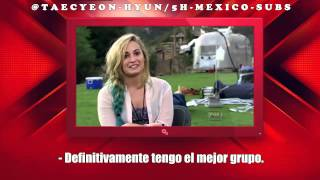 FIFTH HARMONY : WELCOME TO THE JUDGES' HOMES (PART 1/4) [5H-MEXICO-SUBS]