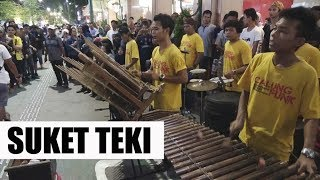 SUKET TEKI -- CALUNG FUNK MALIOBORO YOGYAKARTA