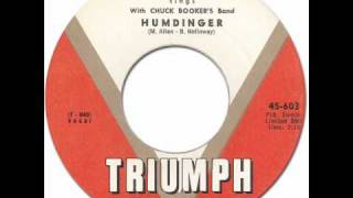 Little Marie Allen - Humdinger [Triumph 603] 1959