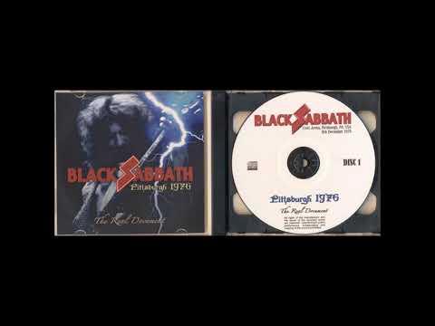 Black Sabbath 1976.12.08 Pittsburgh Civic Arena AUD