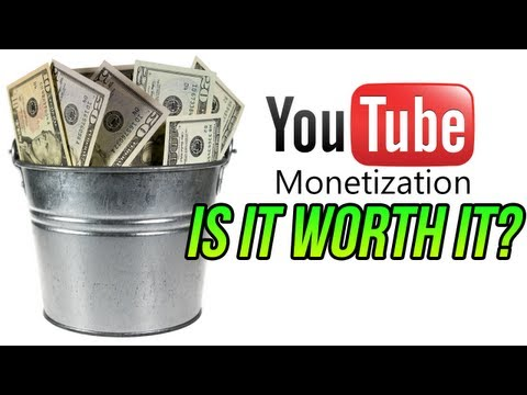 Should You Monetize Your YouTube Channel?!?