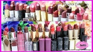 Lipstick Collection , Lipsticks For Indian skintone,Swatches and Review,how to store Lipsticks
