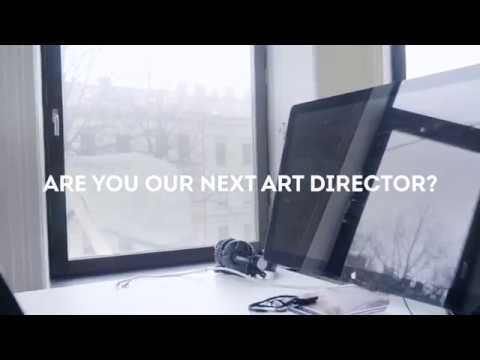 We're looking for an Art Director!