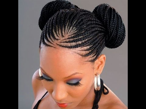 Most Captivating African Braids Hairstyles