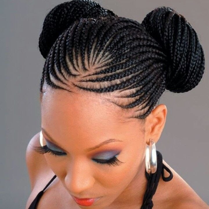 Most Captivating African Braids Hairstyles Youtube