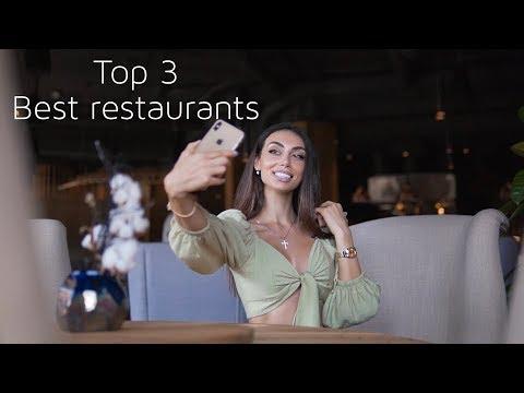 Top 3 лучших ресторана в Краснодаре.🍲Обзор заведений