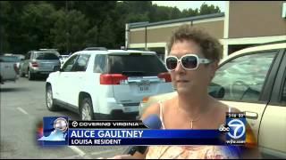 Louisa dedicates new school three years after earthquake