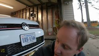 homepage tile video photo for 2018 VW GTI SE Ep.283: Checking Coolant Leak Points Quickie