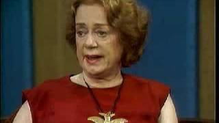Elsa Lanchester talks about Isadora Duncan