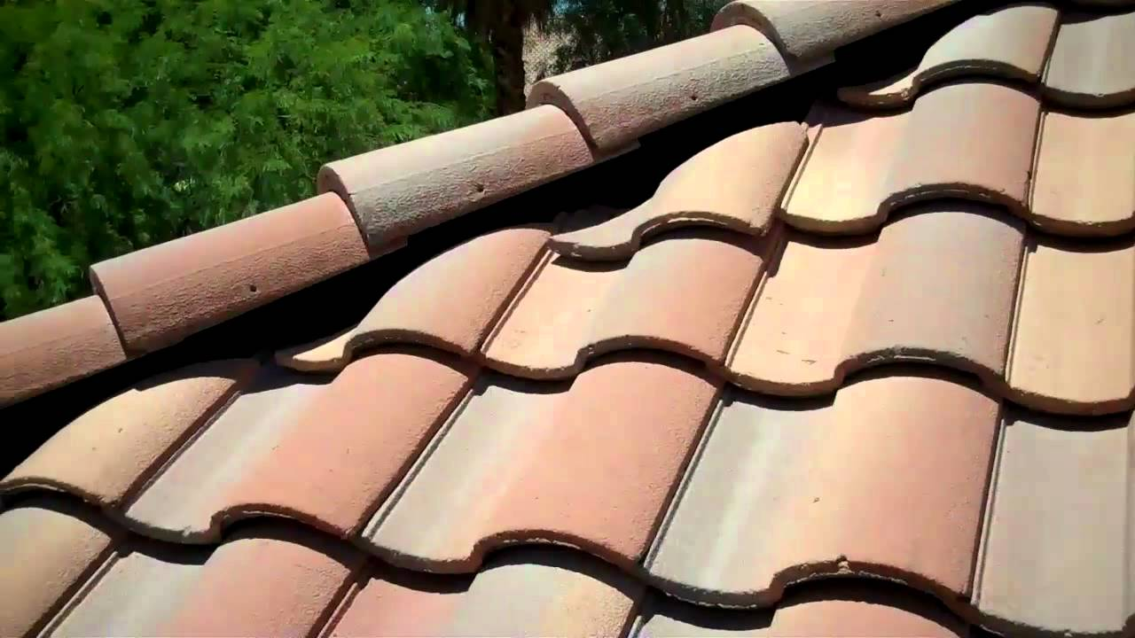 Tile Roof Home Inspection In Mesa To Walk Or Not To Walk