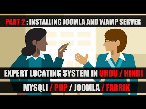 Installing Local Host WAMP Server and Joomla CMS #2 thumbnail