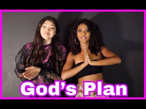 Drake God's Plan- Official JaNina & Athena Poulos