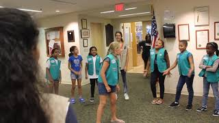Rock the Boat Girl Scout Camp Song