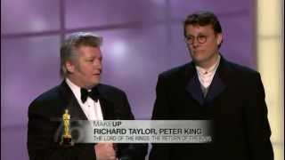 Oscar 2004 = Best Makeup = The Lord of the Rings: The Return of the King (4th Oscar)