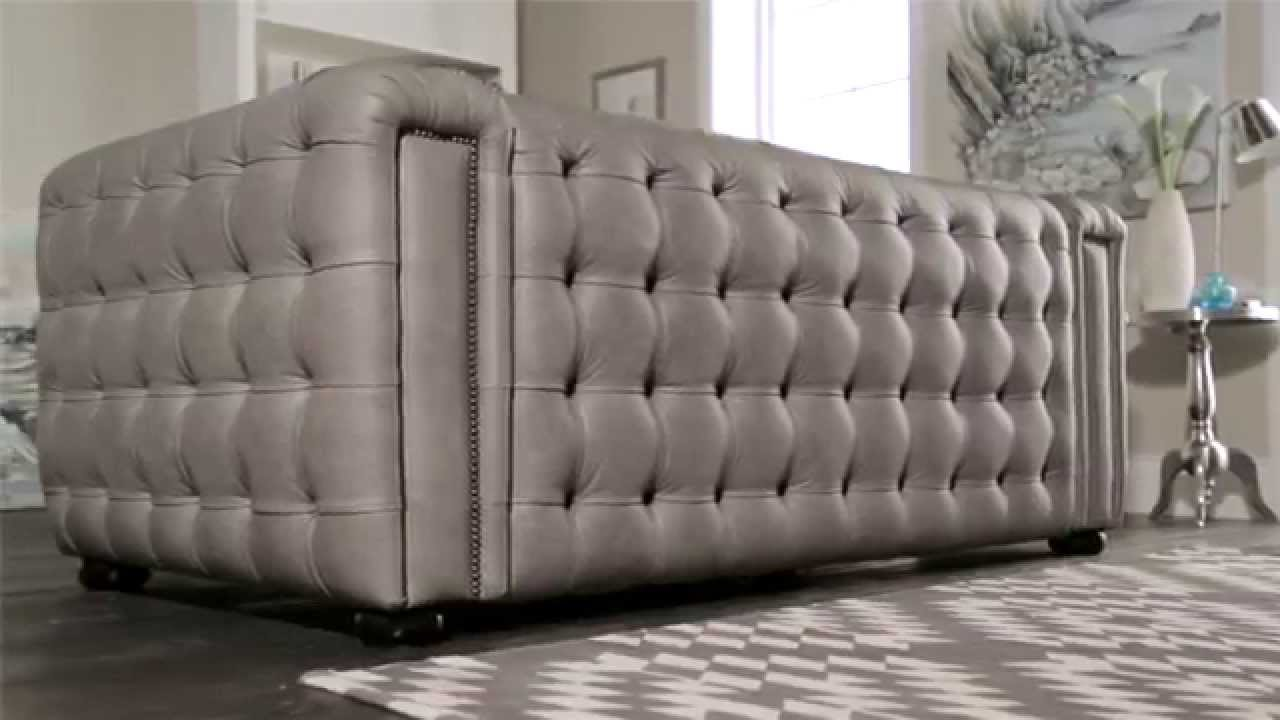 Westminster Chesterfield Sofa From Sofas By Saxon