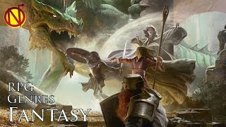 Tabletop Fantasy RPGs  Pros and Cons of RPG Genres