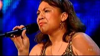 """Melanie Amaro X Factor """"Listen by Beyonce"""""""