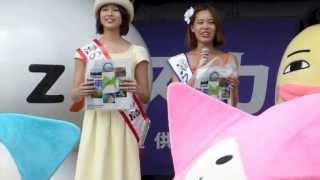 2013年7月6日に平塚で開催された「第63回湘南ひらつか七夕まつり」(...