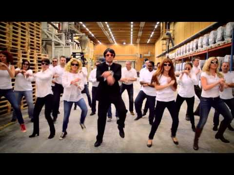 Gangnam Style parodi Akzo Nobel