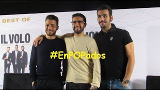 "Baixar IL VOLO en MÉXICO Conferencia de prensa ""10 Years – The Best Of"" (Parte 1) #Ilvolovers // #EnPOPados"