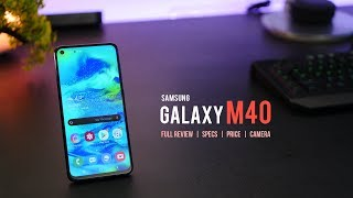Samsung Galaxy M40 Review, Specs, Gaming (2019)
