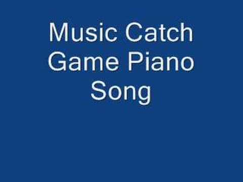Music Catch Game Piano Song