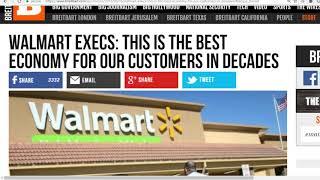 Walmart Execs This is the Best Economy