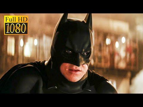 Неважно кто я в глубине души, о человеке и судят, по поступкам. Бэтмен: Начало (2005)