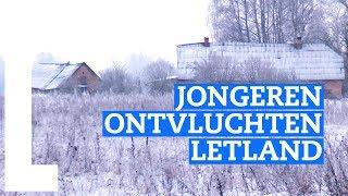 Letse jongeren vertrekken naar West-Europa | De keerzijde van open grenzen 1/3