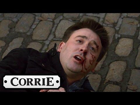 Corrie Christmas 2007: John's Been Having An Affair With Rosie - Coronation Street