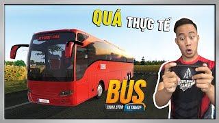 Bus Simulator Ultimate #1 - Trải Nghiệm Game Lái Xe Bus Trên Điện Thoại screenshot 3