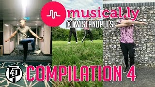 Best Musical.ly Dance Compilation 4 | Twist and Pulse